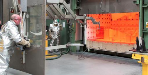 Superplastic Forming Press (SPF)