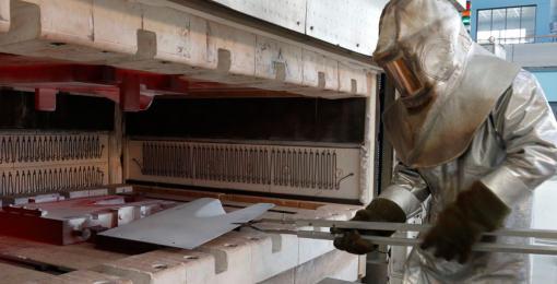 Presses de formage à chaud (FCC)
