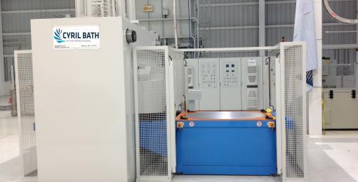 橡皮垫成形机(EMC)